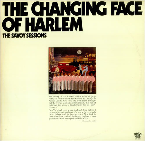 Image for The Changing Face Of Harlem