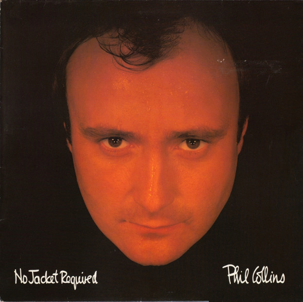 Image for No Jacket Required
