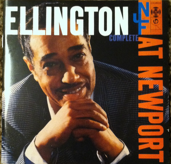 Image for Ellington At Newport 1956