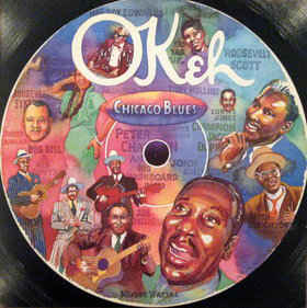 Image for Okeh - Chicago Blues