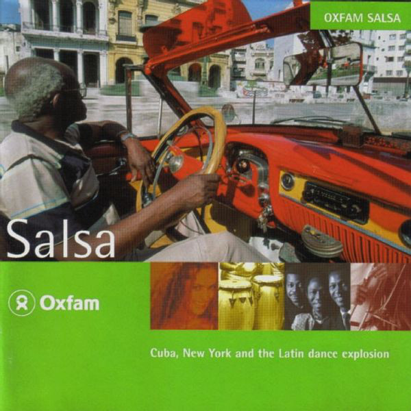 Image for Oxfam Salsa