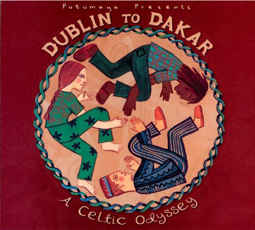 Image for Dublin to Dakar: Celtic Odyssey