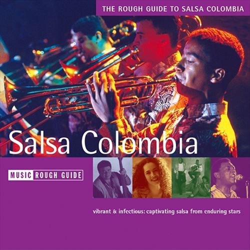 Image for The Rough Guide to Salsa Colombia