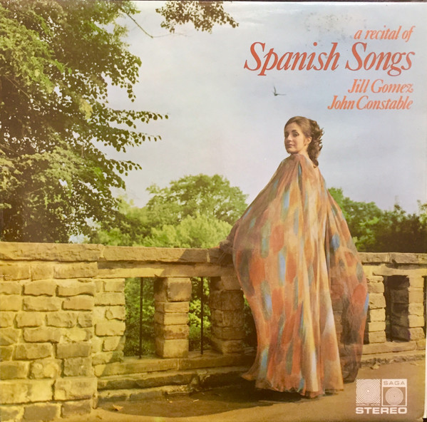 Image for A Recital of Spanish Songs