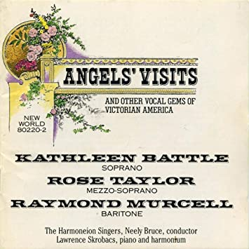 Image for Angels Visits & Other Vocal Gems / Various