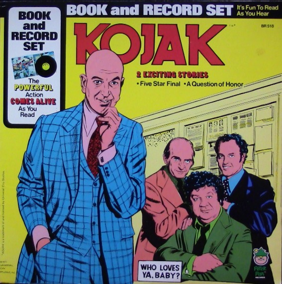 Image for Kojak - 2 Exciting Stories