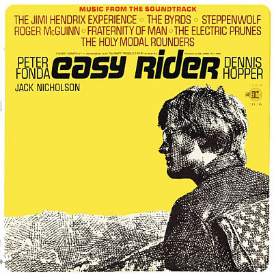 Image for Easy Rider (Music From The Soundtrack)