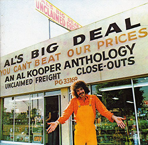 Image for al's big deal LP