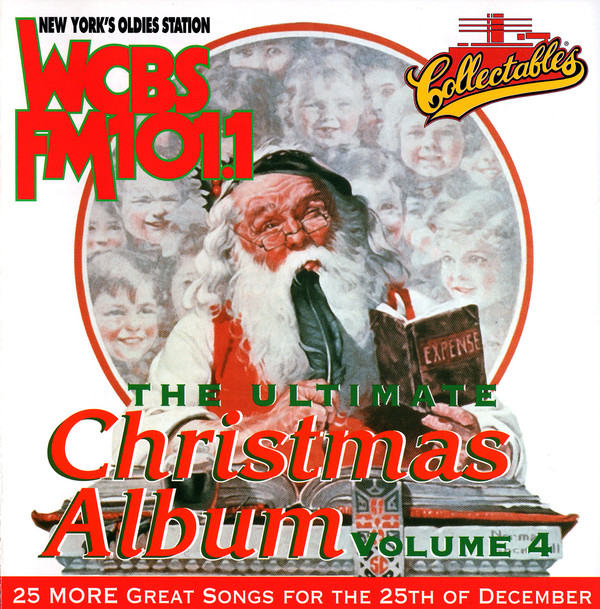 Image for The Ultimate Christmas Album, Vol. 4: WCBS FM 101.1