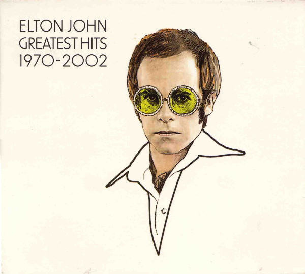 Image for Elton John - Greatest Hits 1970-2002