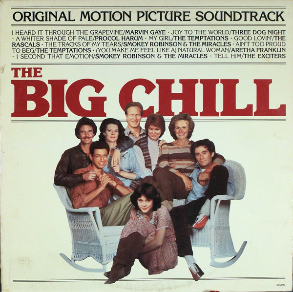 Image for The Big Chill: More Songs From the Original Soundtrack