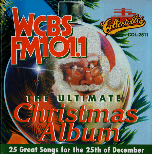 Image for WCBS-FM 101.1 - The Ultimate Christmas Album