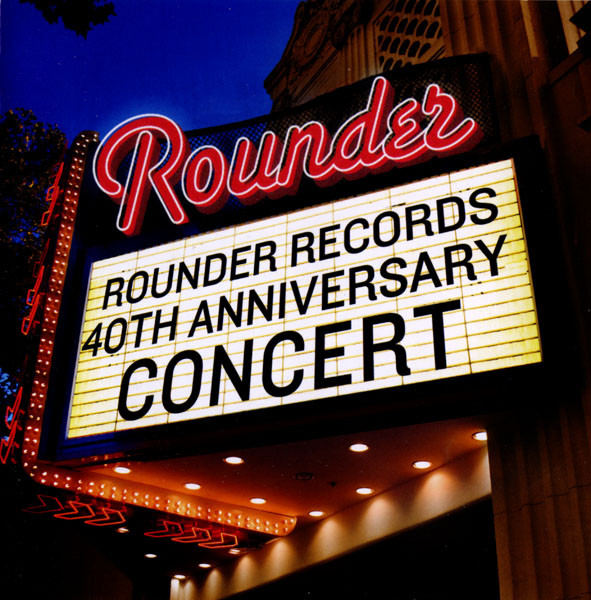 Image for Rounder Records' 40th Anniversary Concert