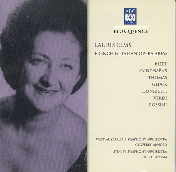 Image for French & Italian Arias