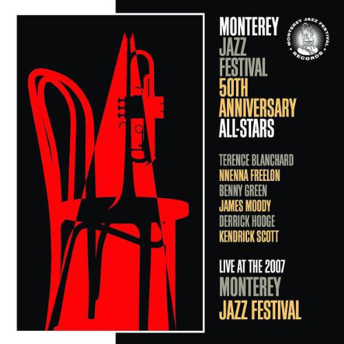 Image for Monterey Jazz Festival 50th Anniversary All-Stars