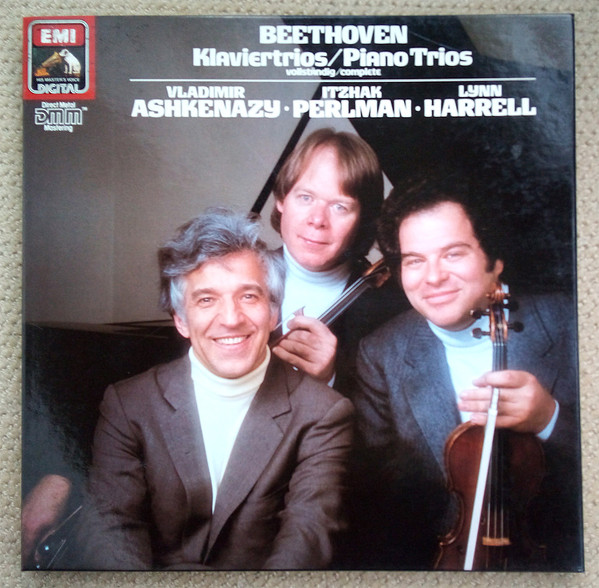 Image for Beethoven: The Complete Piano Trios Box Set