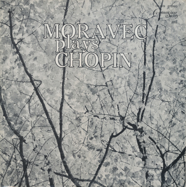 Image for Moravec Plays Chopin - Connoisseur Society