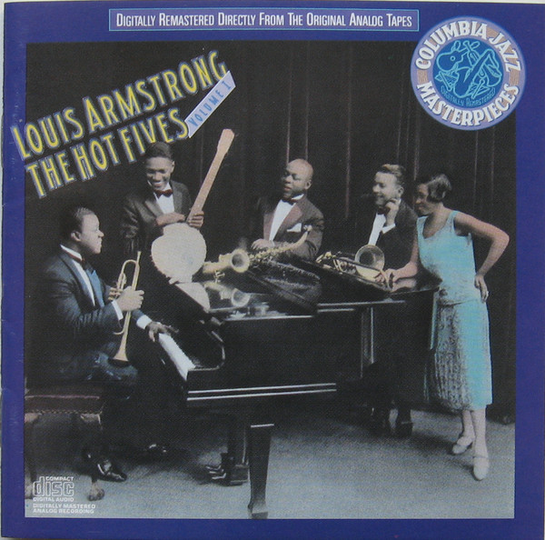 Image for Louis Armstrong - The Hot Fives - Volume 1