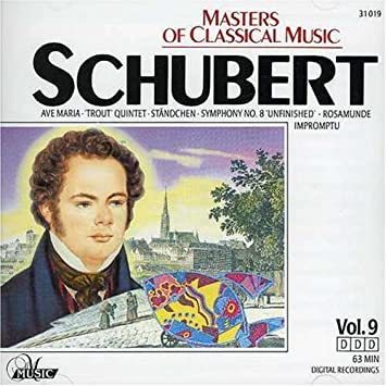 Image for Masters of Classical: Schubert