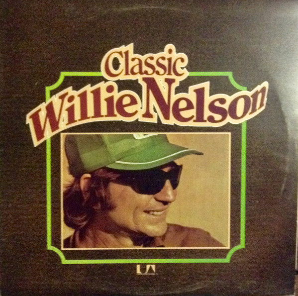 Image for Classic Willie Nelson