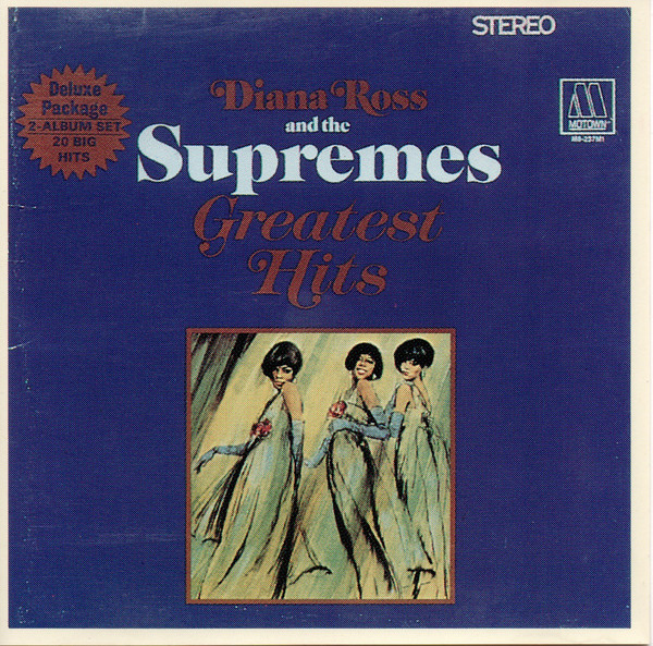 Image for Diana Ross and the Supremes Greatest Hits Volume 2
