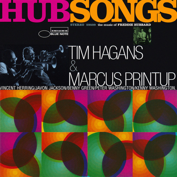 Image for Hubsongs by Tim Hagans & Marcus Printup (1998-01-13)