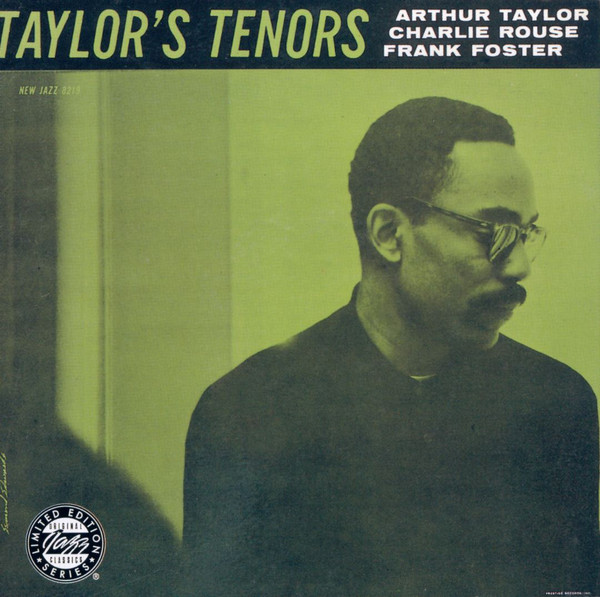 Image for Taylor's Tenors