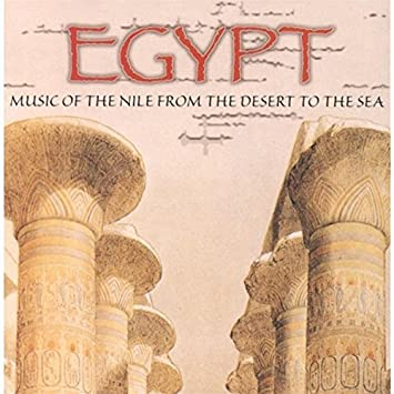 Image for Egypt Music Of The Nile (2cd Dlx.) [European Import] by Various Artists (1998-06-23)