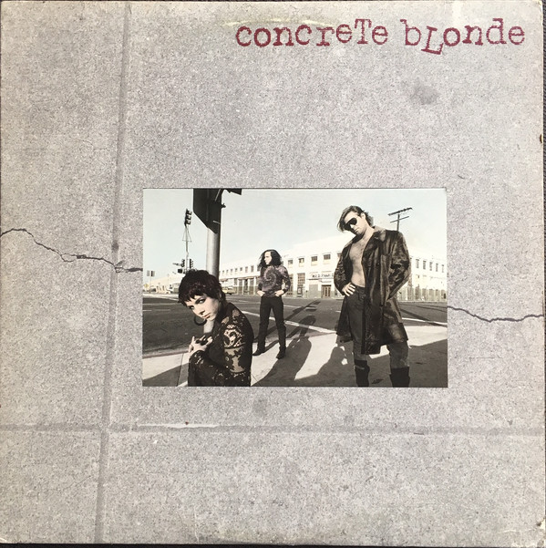 Image for Concrete Blonde [LP]