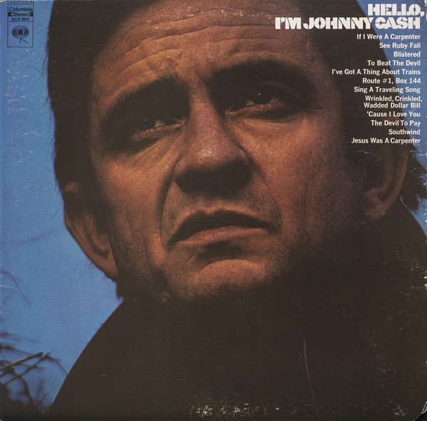 Image for Hello, I'm Johnny Cash