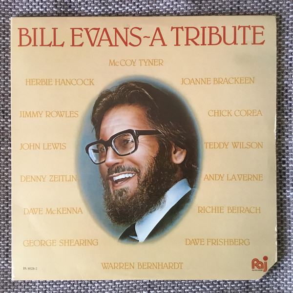 Image for Bill Evans: A Tribute