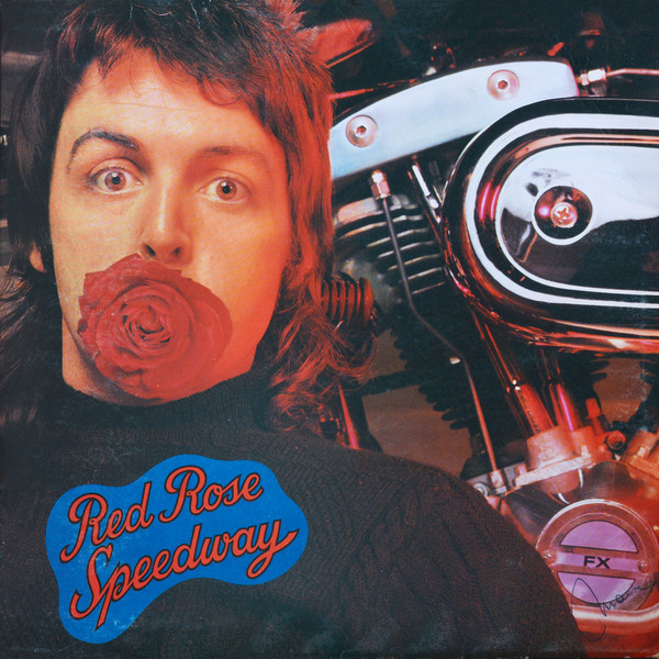 Image for Red Rose Speedway