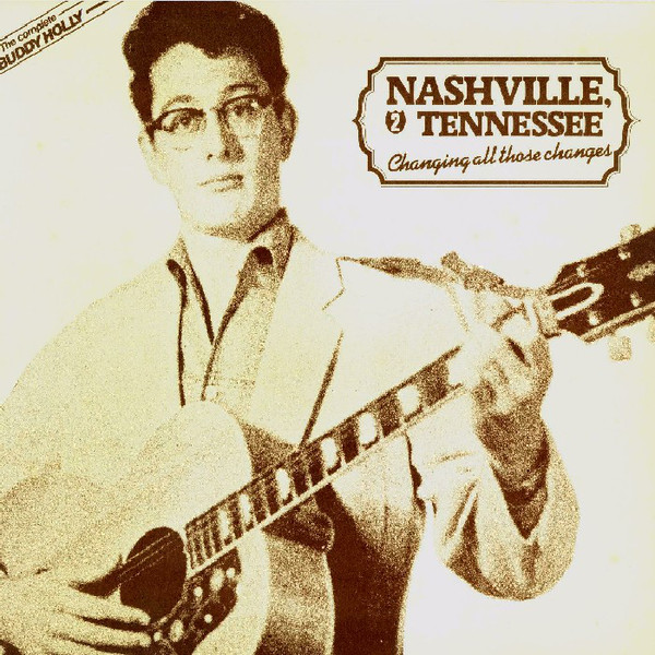 Image for The Complete Buddy Holly: Nashville, Tennessee