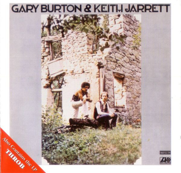 Image for Gary Burton & Keith Jarrett
