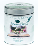 Image for Simpson & Vail, Edith Wharton's Black Tea Blend, Literary Tea - 4 Ounce Tin / 50 Cups