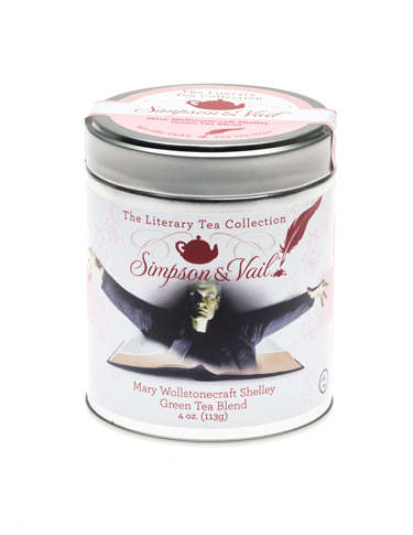 Image for Simspon & Vail, Mary Wollstonecraft Shelley Green Tea Blend