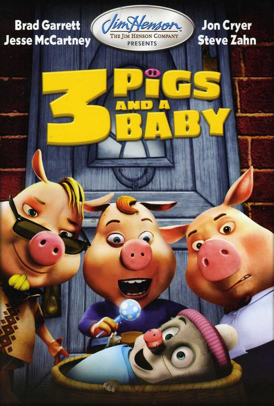 Image for 3 Pigs and a Baby