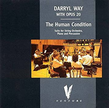 Image for Darryl Way/Human Condition