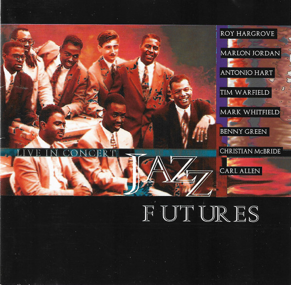 Image for Jazz Futures: Live in Concert