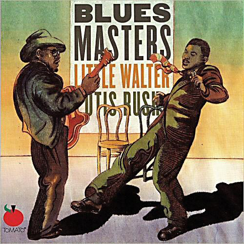 Image for Blues Masters