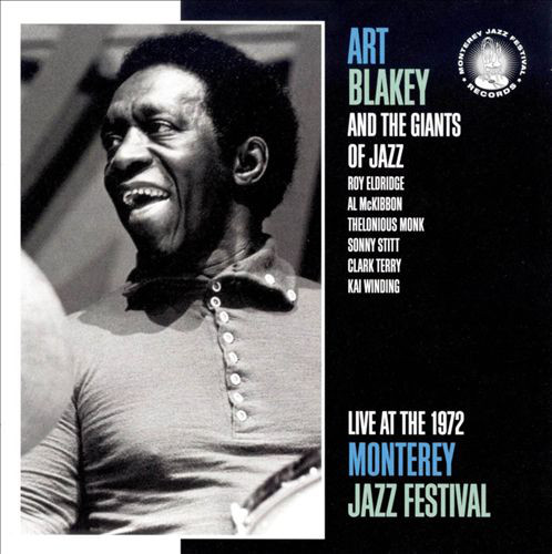 Image for Live at the Monterey Jazz Festival 1972