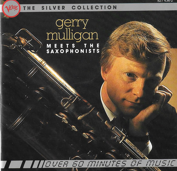 Image for The Silver Collection: Gerry Mulligan Meets the Saxophonists