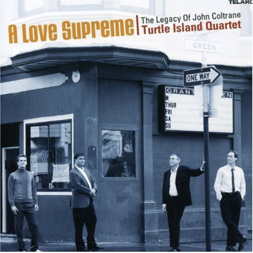Image for A Love Supreme: The Legacy of John Coltrane