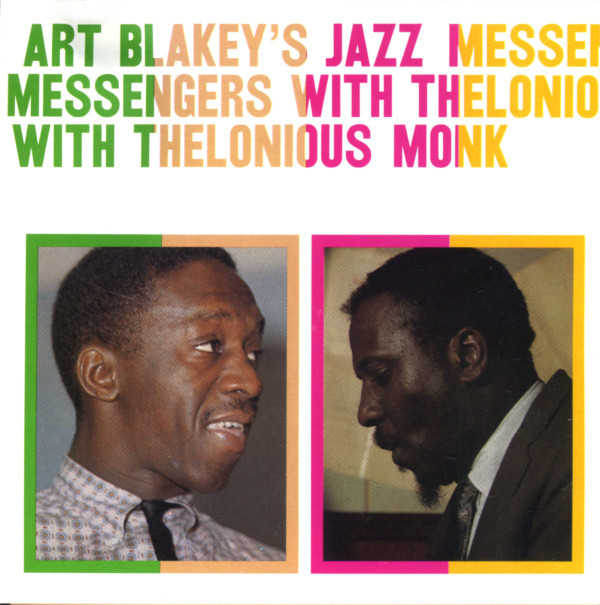 Image for With Thelonious Monk