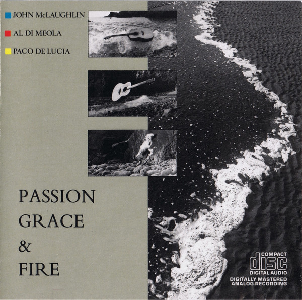 Image for Passion Grace & Fire