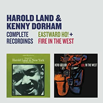 Image for Complete Recordings Eastward Ho! + Fire In The West