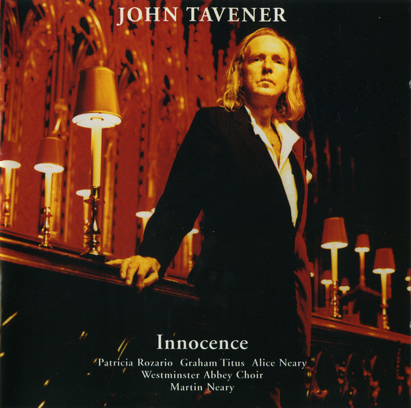 Image for John Tavener: Innocence