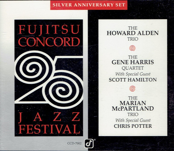 Image for Fujitsu-Concord 25th Jazz Festival 1993 (Silver Anniversary Set)