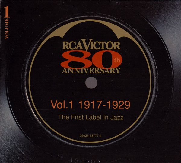 Image for RCA Victor 80th Anniversary, Vol. 1 (1917-1929)