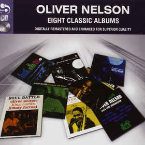 Image for 8 CLASSIC ALBUMS Oliver Nelson